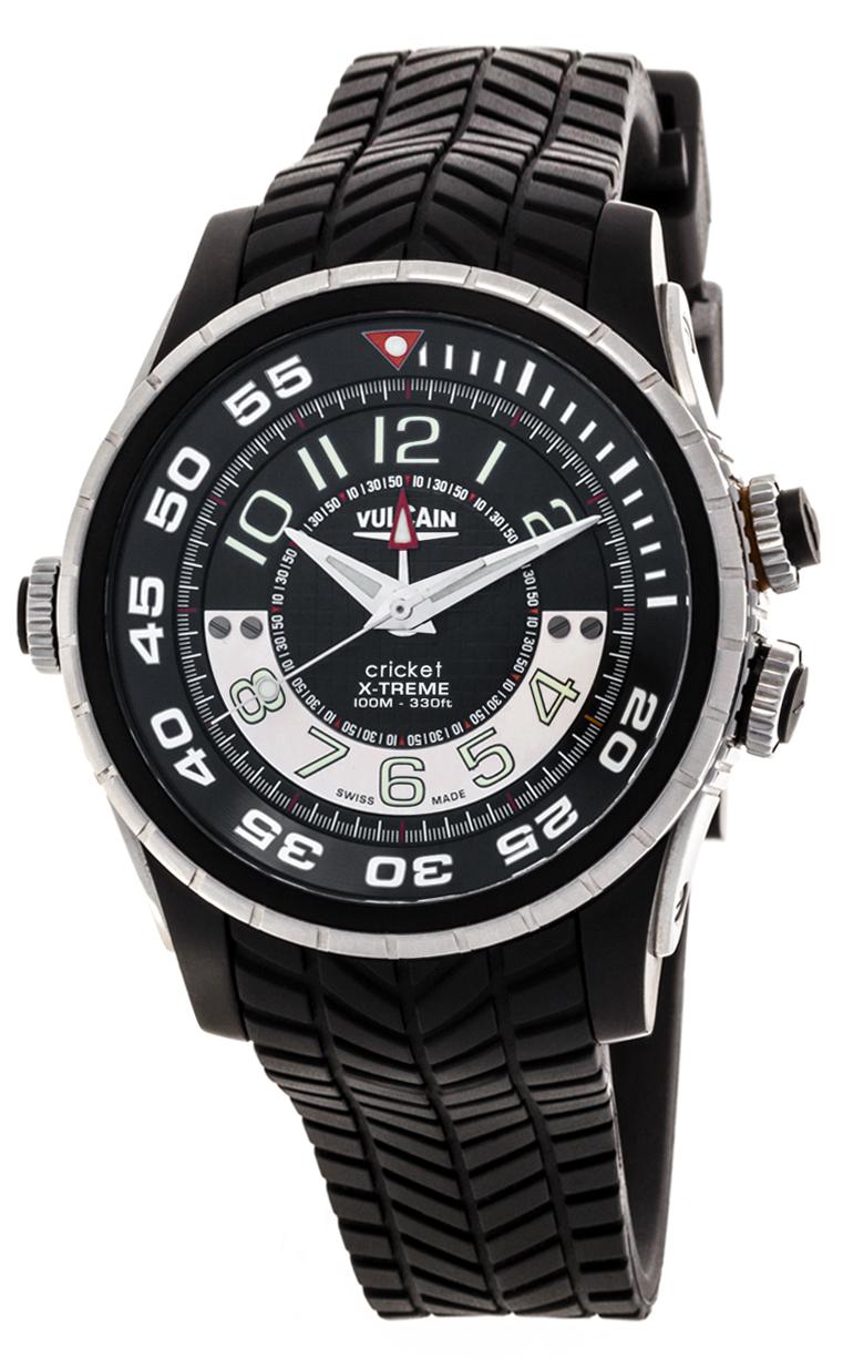 Часы Vulcain X-Treme GMT 161925.165RF
