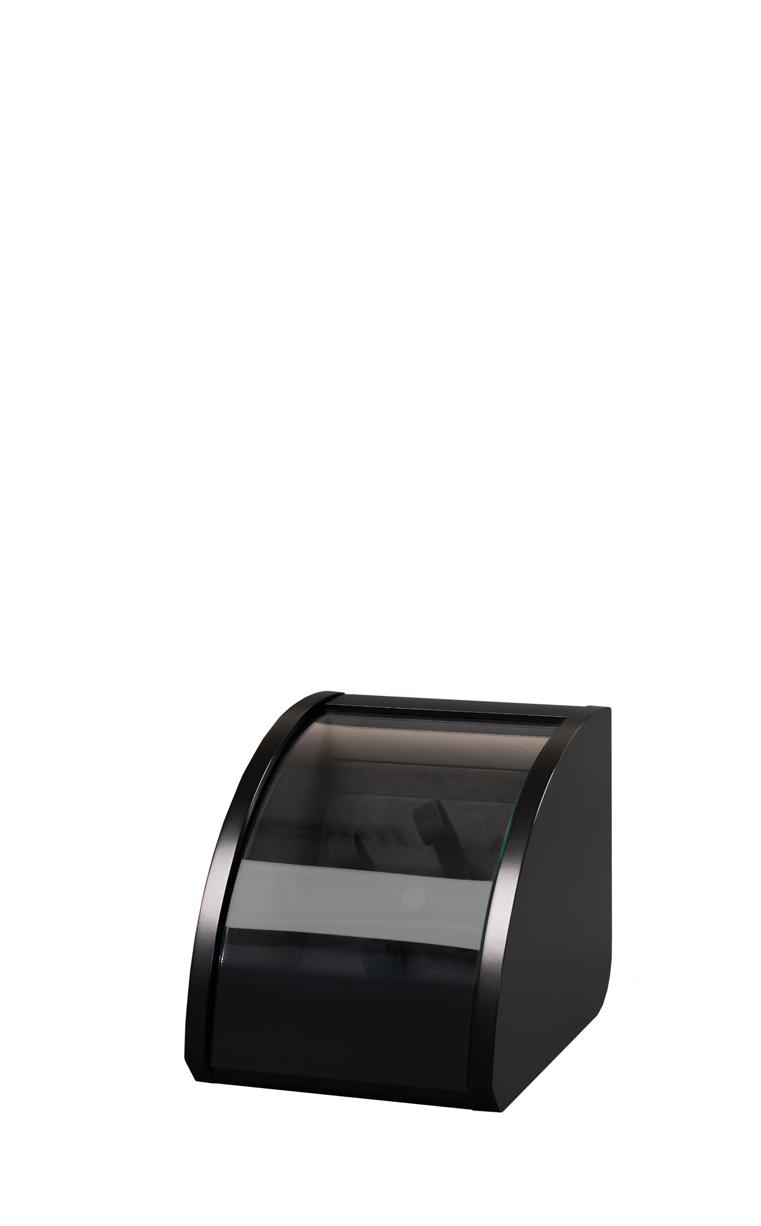 Шкатулка Elma Motion Style II Black High Glossy 1038250