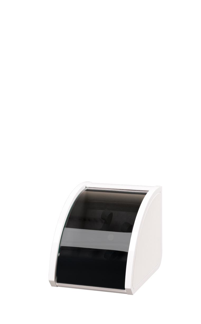 Шкатулка Elma Motion Style II White High Glossy Leather 1038241
