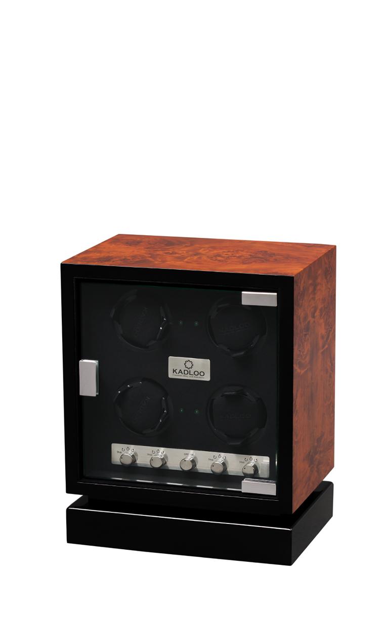 Шкатулка Kadloo Cube IV Burlwood 11504-BW