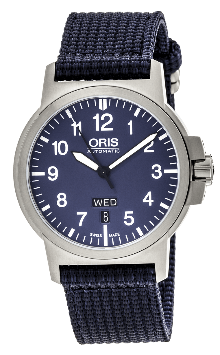 Часы Oris BC3 Advanced Day Date 735 7641 4165 TS 5 22 26