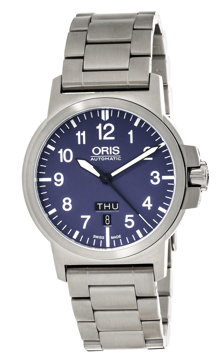 Часы Oris BC3 Advanced Day Date 735 7641 4165 MB 8 22 03