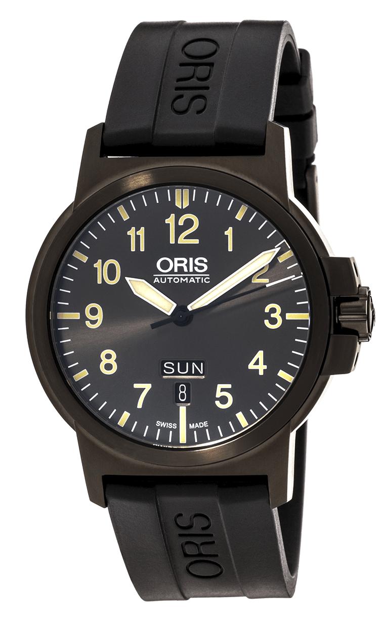 Часы Oris BC3 Advanced Day Date 735 7641 4263 RS 4 22 05G