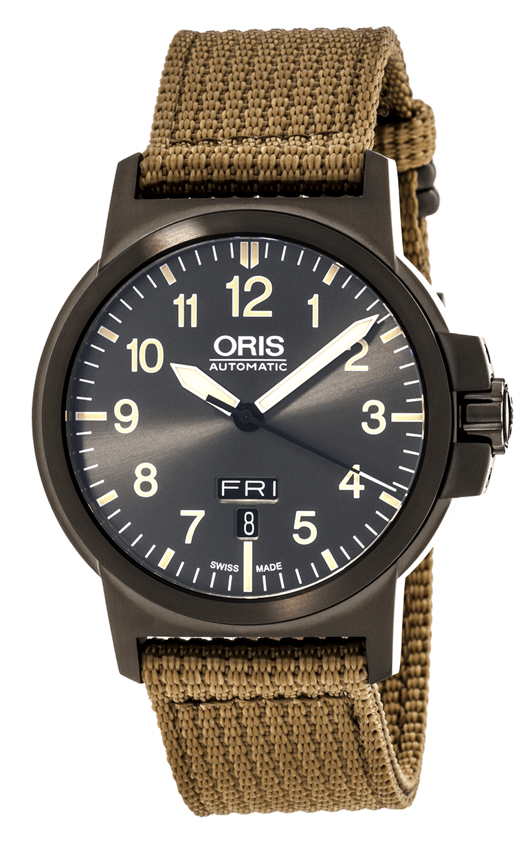 Часы Oris BC3 Advanced Day Date 735 7641 4263 TS 5 22 22G