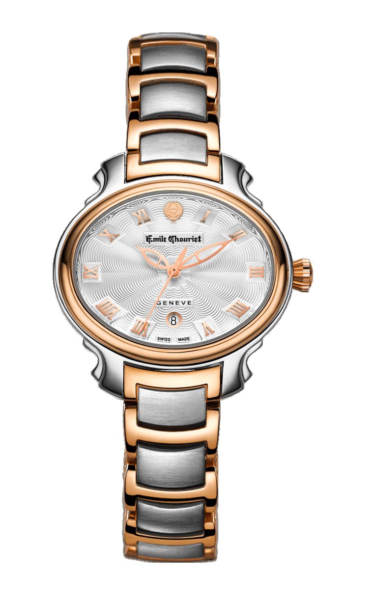 Часы Emile Chouriet Royal Pearl 34.5 mm 06.3881.L.6.4.21.3