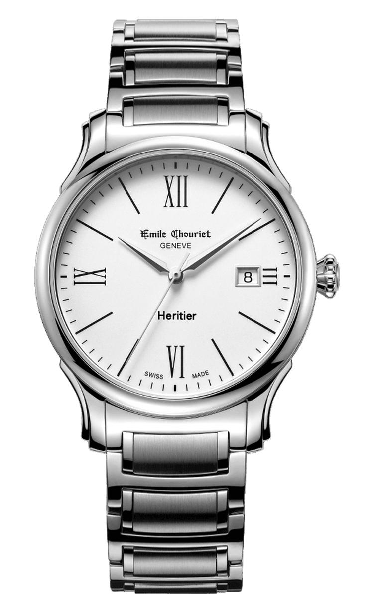 Часы Emile Chouriet Heritier 40 mm 08.1128.G.6.2.28.6