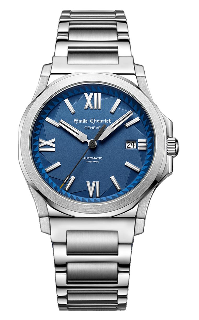 Часы Emile Chouriet Ice Cliff 40 mm 08.1170.G.6.6.98.6