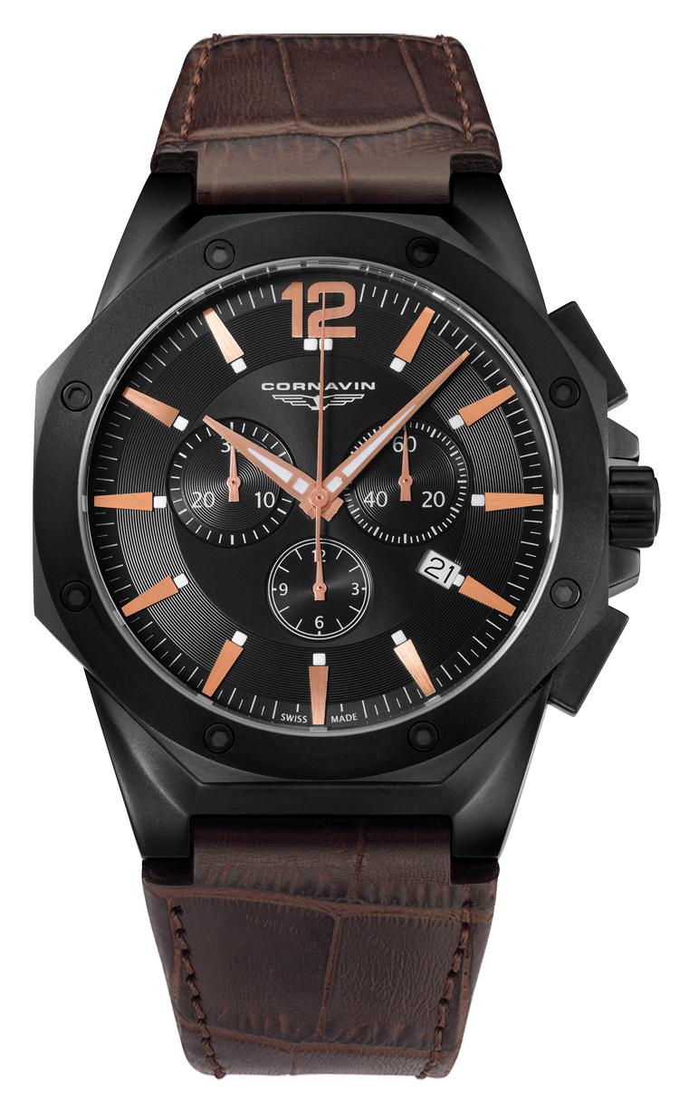 Часы Cornavin CO 2010-2022 Downtown 44mm