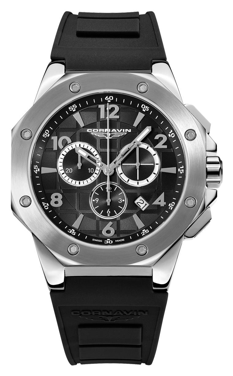 Часы Cornavin CO 2012-2001R Downtown Sport 44.5mm