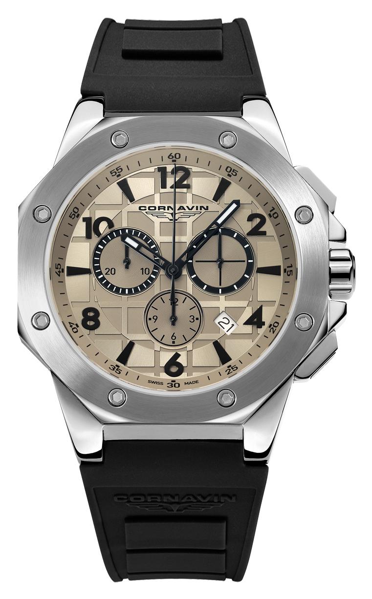 Часы Cornavin CO 2012-2002R Downtown Sport 44.5mm