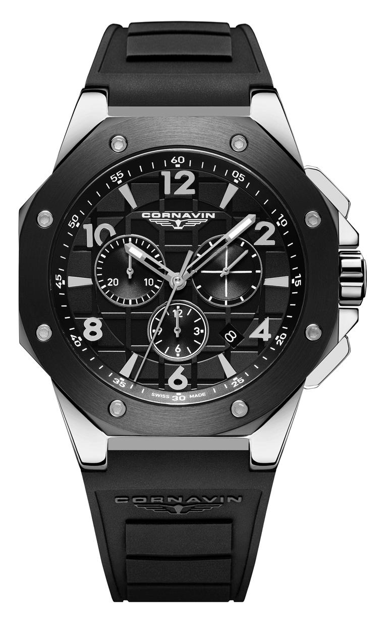 Часы Cornavin CO 2012-2005R Downtown Sport 44.5mm