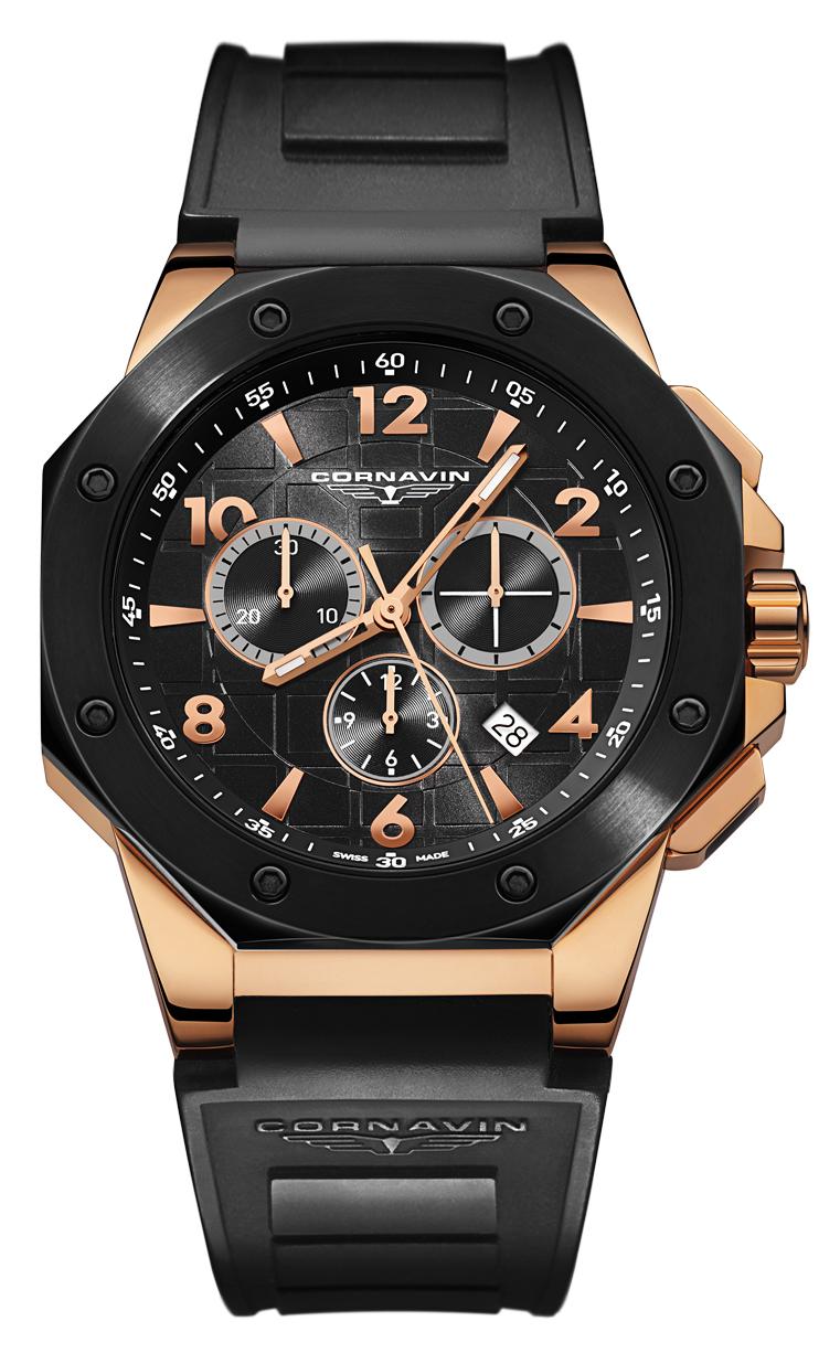 Часы CO 2012-2015R Downtown Sport 44.5mm