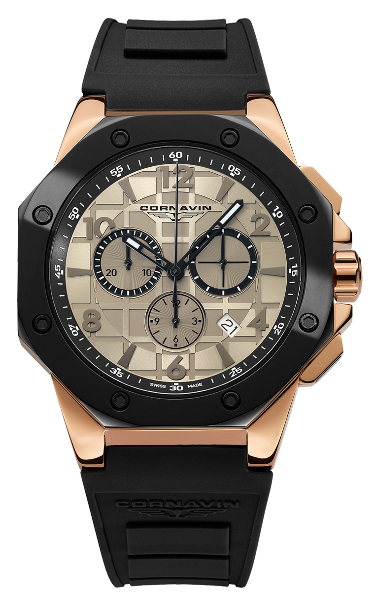 Часы Cornavin CO 2012-2019R Downtown Sport 44.5mm купить