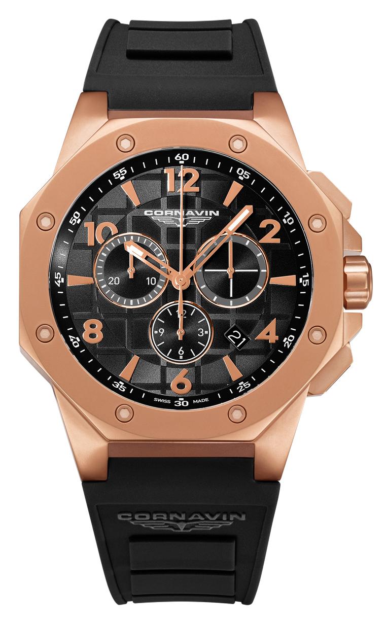 Часы Cornavin CO 2012-2022R Downtown Sport 44.5mm купить