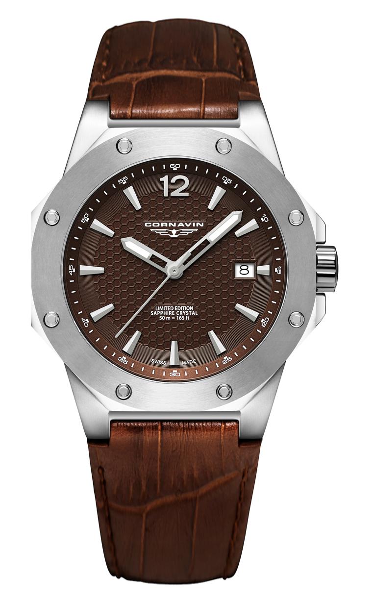 Часы Cornavin CO 2021-2003 Downtown 3-H 41mm купить