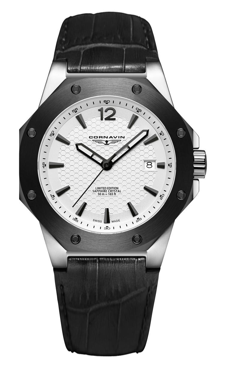 Часы Cornavin CO 2021-2006 Downtown 3-H 41mm купить