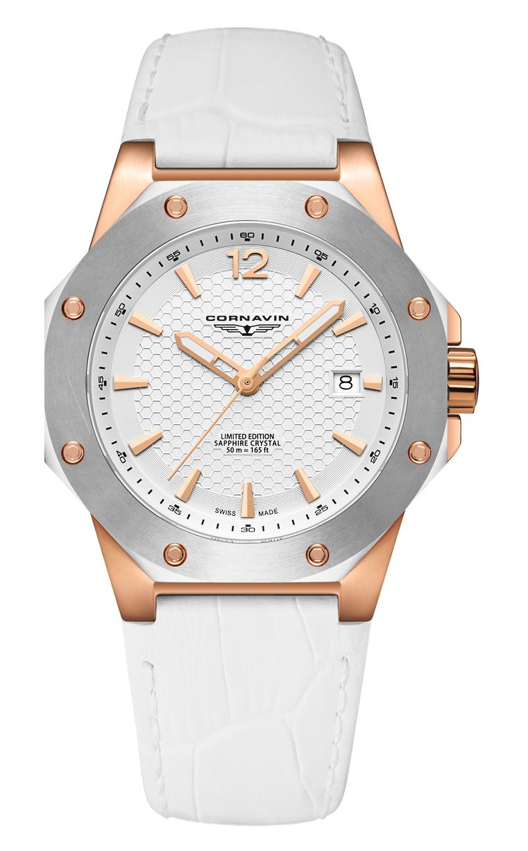 Часы Cornavin CO 2021-2010 Downtown 3-H 41mm купить