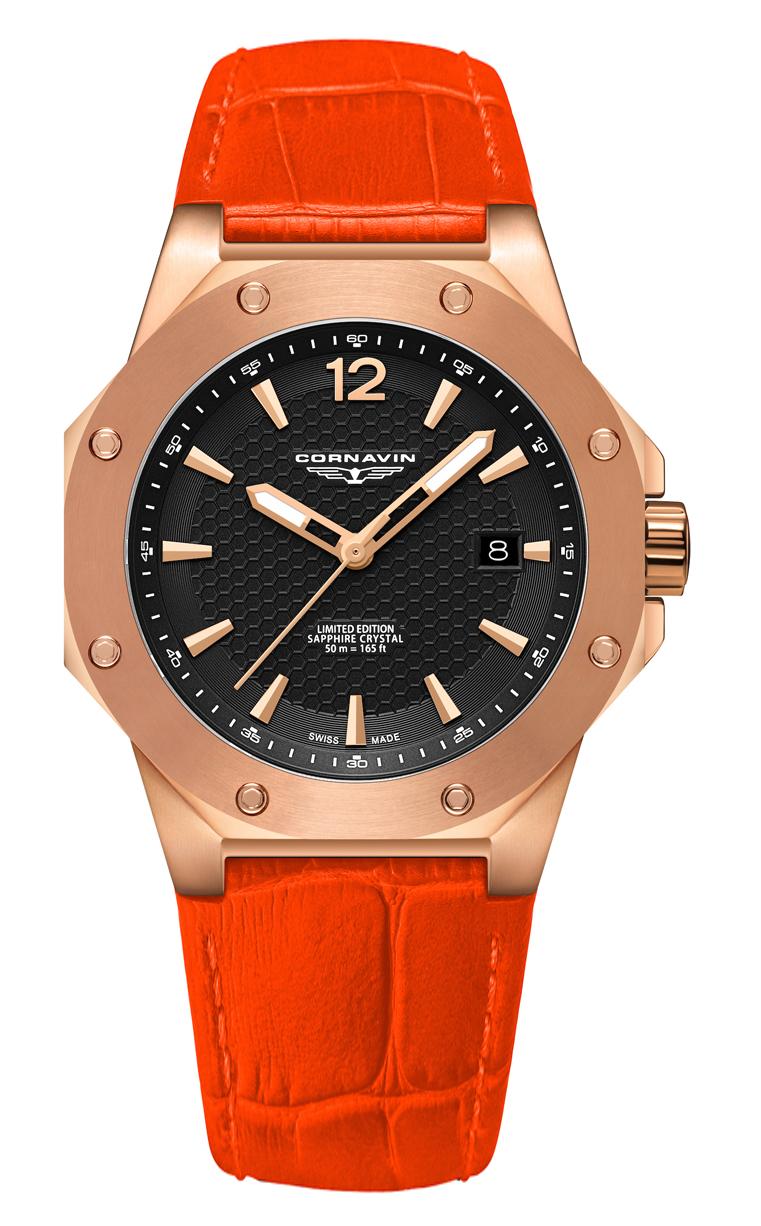 Часы Cornavin CO 2021-2011 Downtown 3-H 41mm купить
