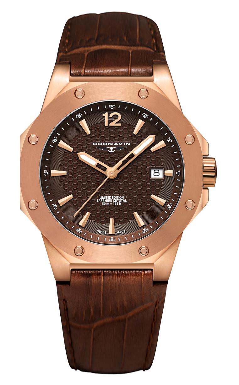 Часы Cornavin CO 2021-2016 Downtown 3-H 41mm купить