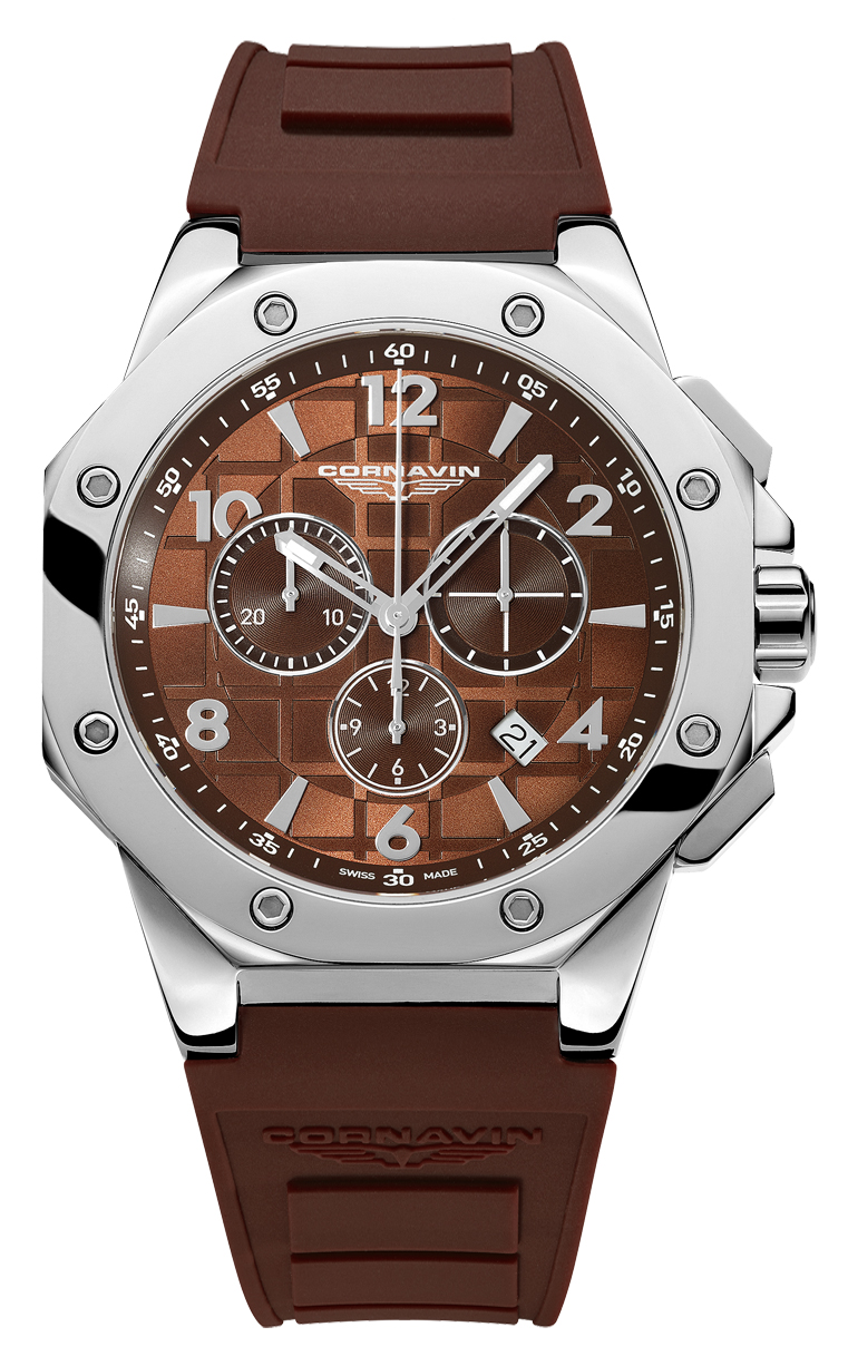 Часы Cornavin CO 2012-2003R Downtown Sport 44.5mm купить