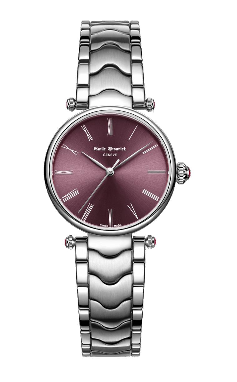 Часы Emile Chouriet Alhimie 30 mm 06.2186.L.6.2.15.6 купить