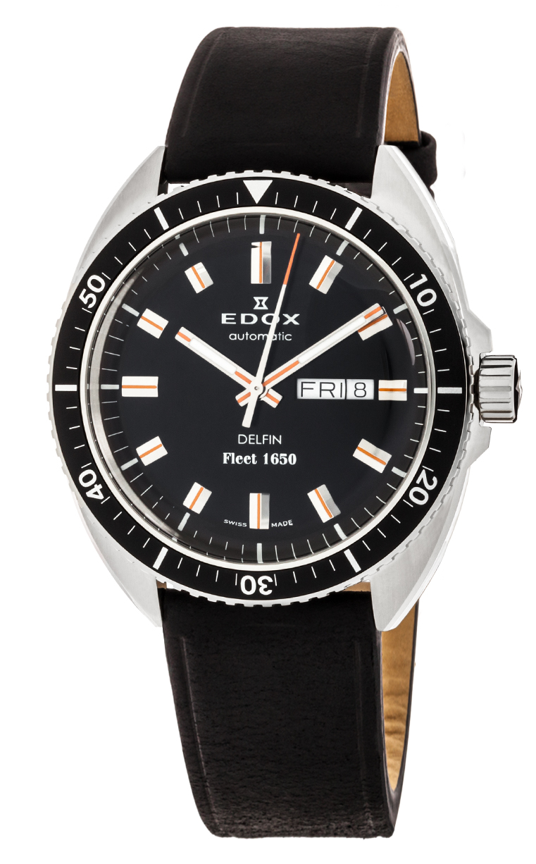 Часы Edox Delfin L.E. Delfin Fleet 1650 Limited Edition 88004 3 NIN