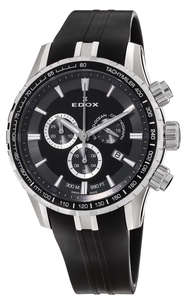 Часы Edox Grand Ocean Chronograph 10226 3CA NBUN