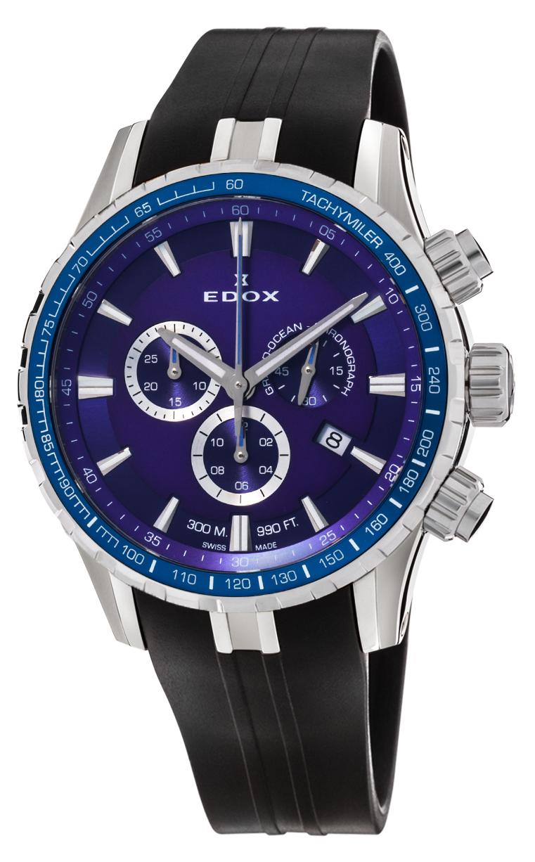 Часы Edox Grand Ocean Chronograph 10226 3BUCA BUIN