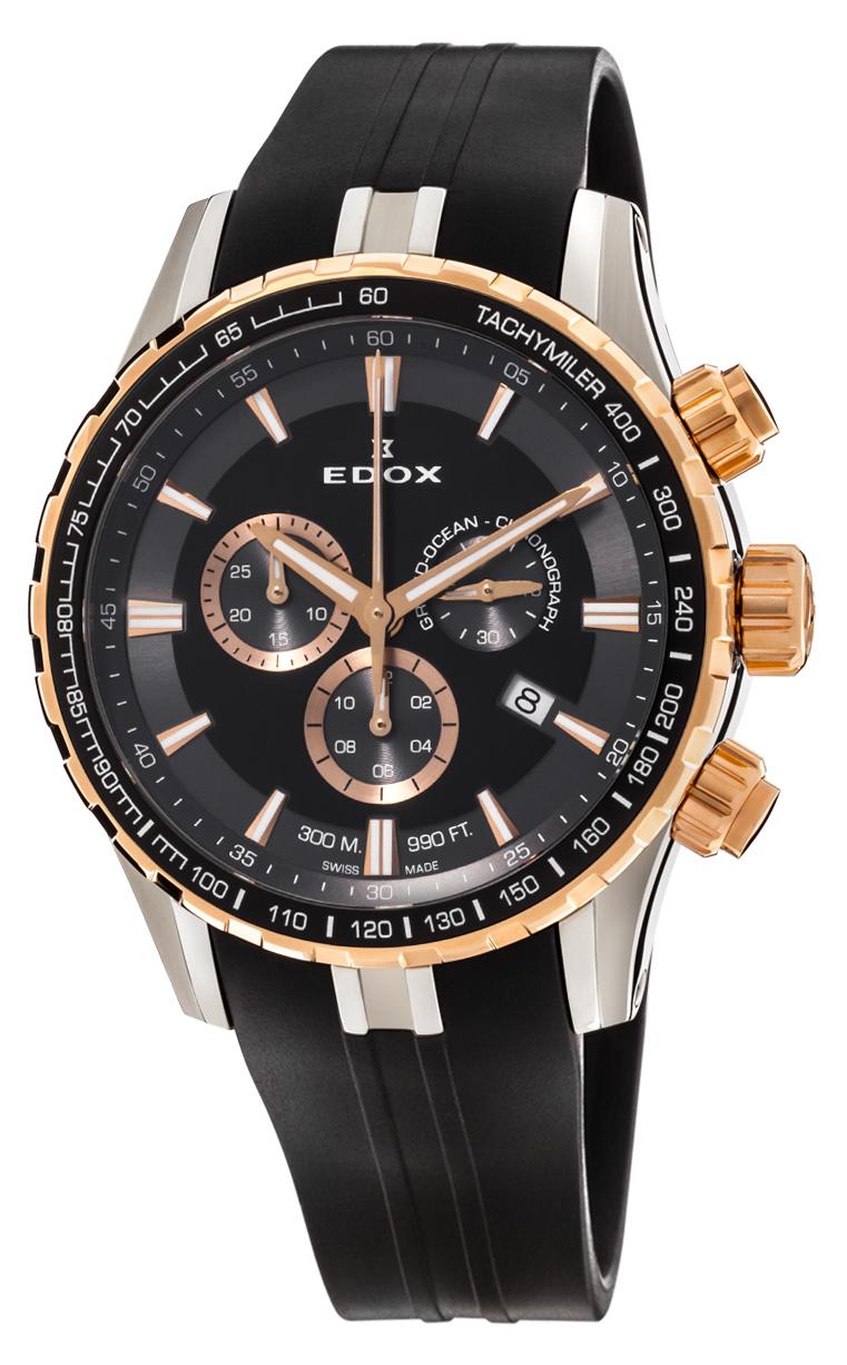 Часы Edox Grand Ocean Chronograph 10226 357RCA NIR