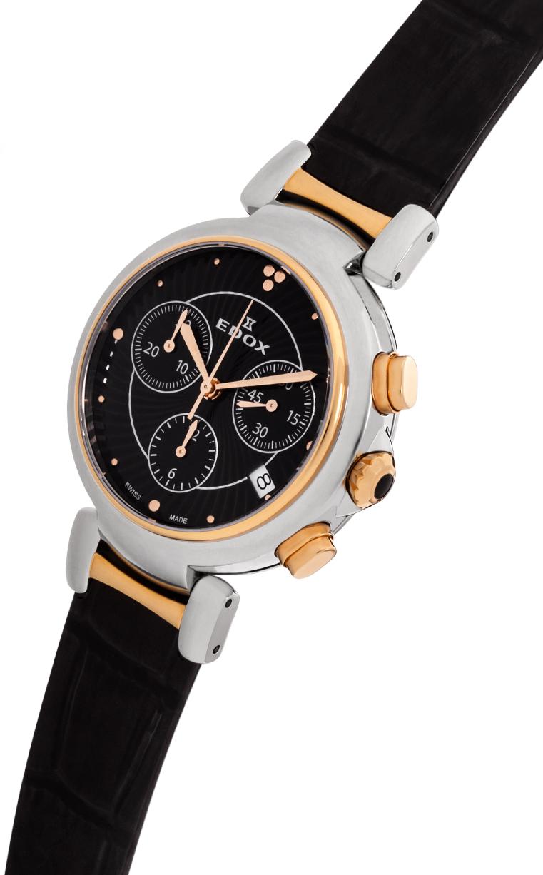 Подробное описание товара мужские часы edox canin безупречный мужской хронограф покорит вас своим отточенным дизайном, став стильным завершением успешного образа.