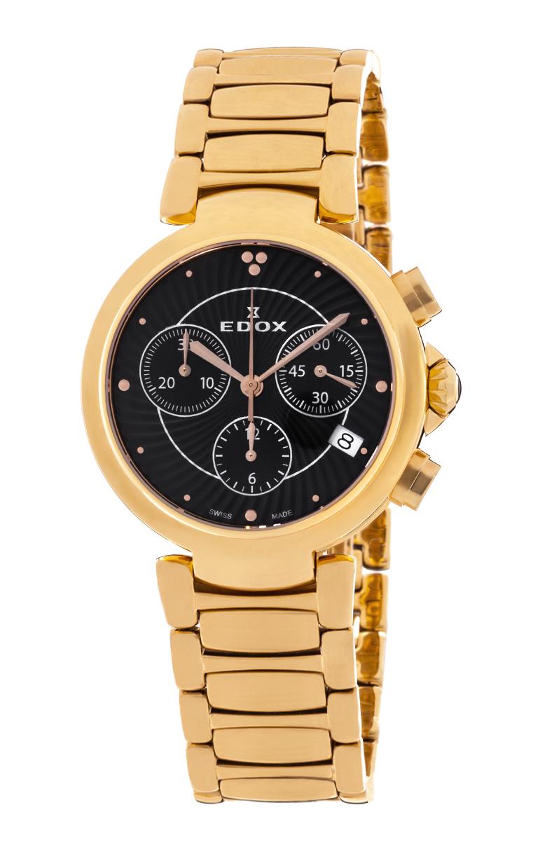 Часы Edox LaPassion Chronograph 10220 37RM NIR