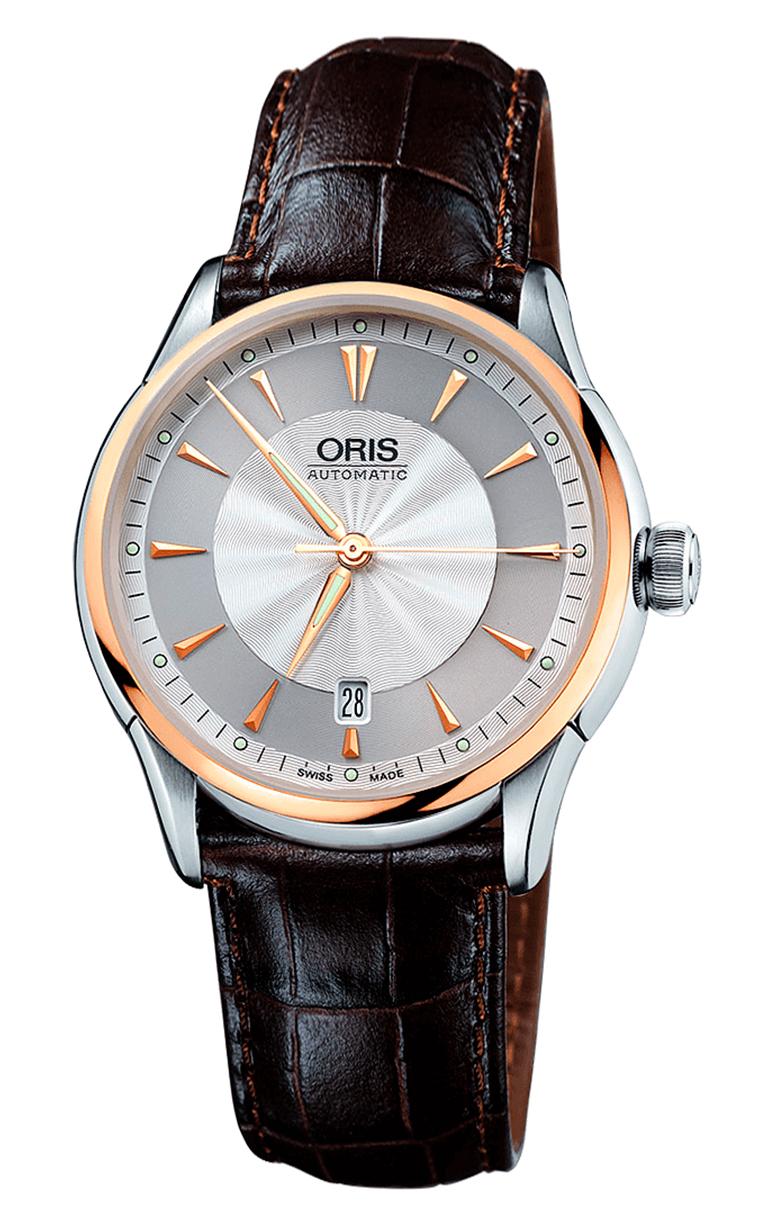 Часы Oris Artelier Date 733 7591 6351 LS 5 21 70FC