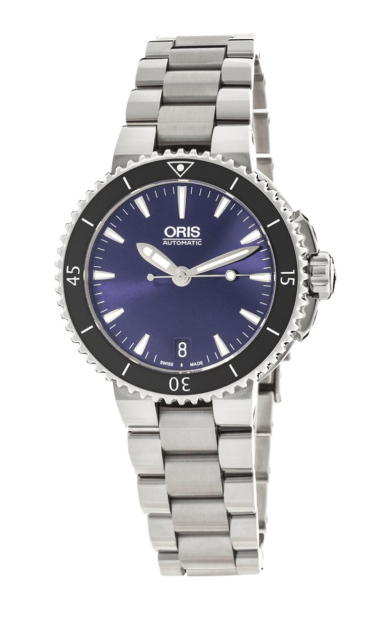 Часы Oris Aquis Date 733 7652 4135 MB 8 18 01P