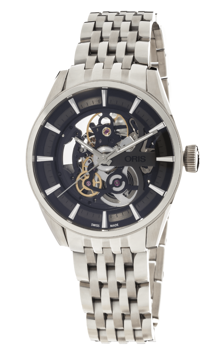 Часы Oris Artix Skeleton 734 7714 4054 MB 8 19 80