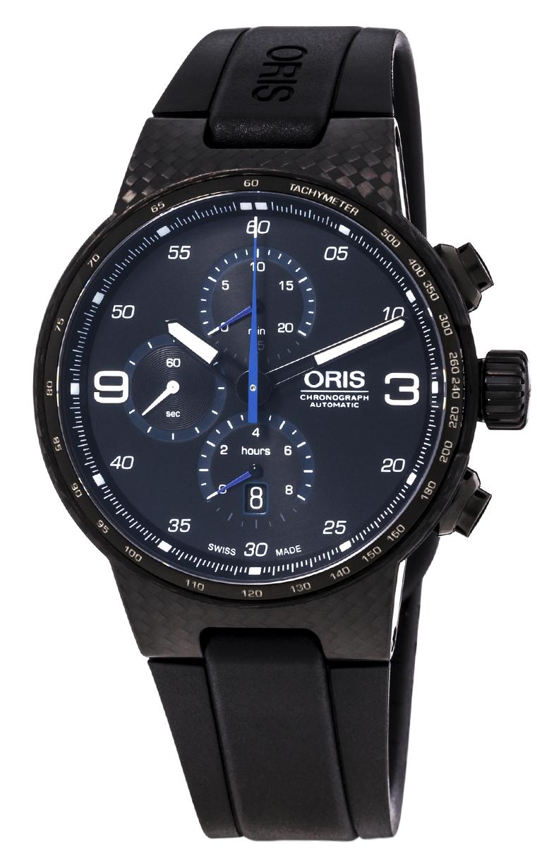 Часы Oris Williams Chronograph Carbon Fibre Extreme 674 7725 8764 RS 4 24 50FCTB