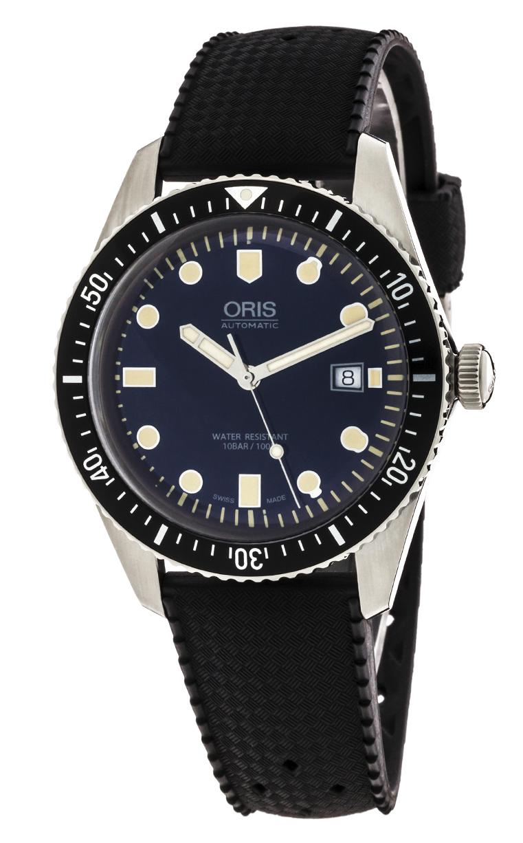 Часы Oris Divers Sixty-Five 733 7720 4055 RS 4 21 18