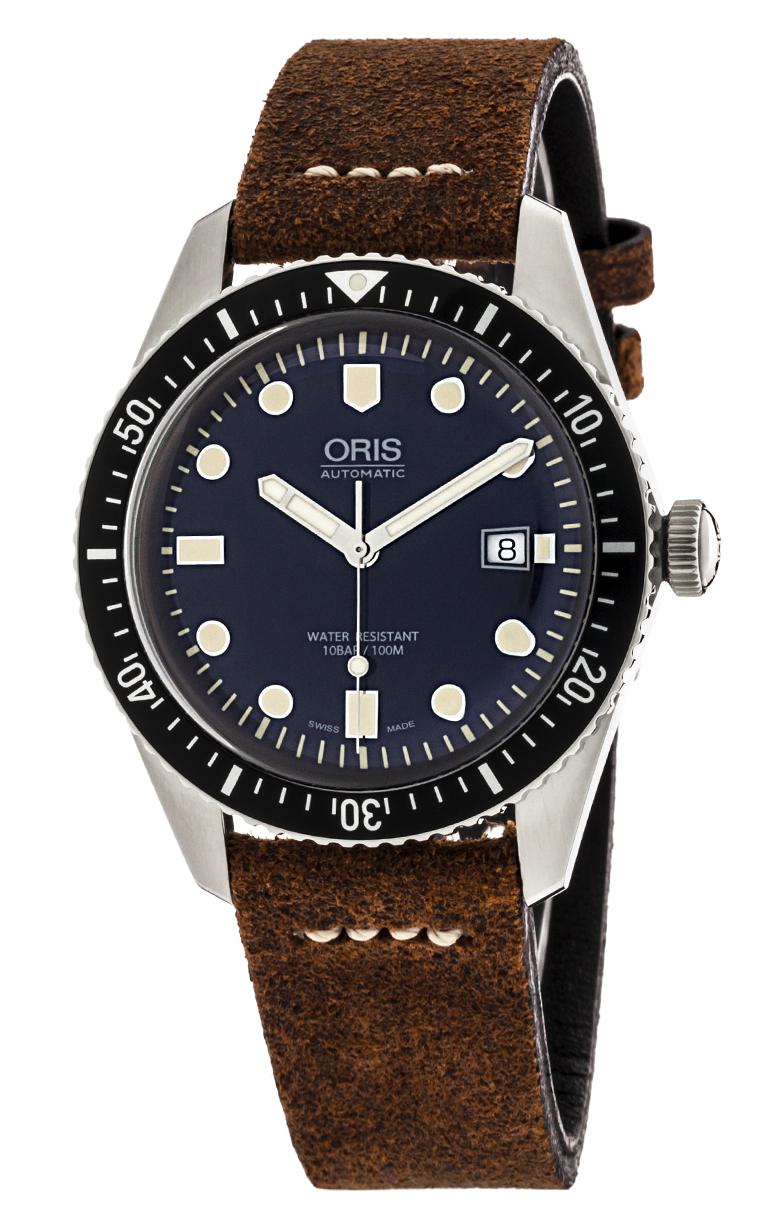 Часы Oris Divers Sixty-Five 733 7720 4055 LS 5 21 02