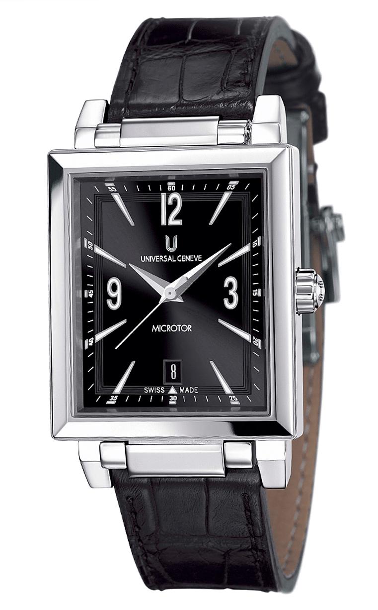 Часы Universal Geneve Microtor Cabriolet MTE-8101 129-038 CA