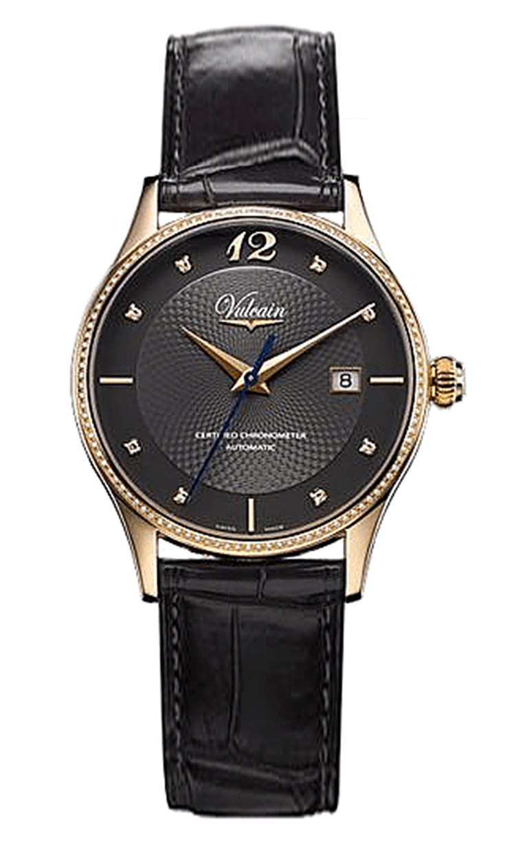 Часы Vulcain Golden Heritage 510519 111LD