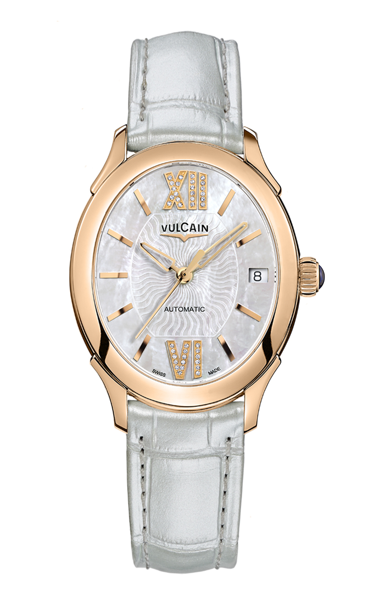 Часы Vulcain First Lady 610564N2T BBL412