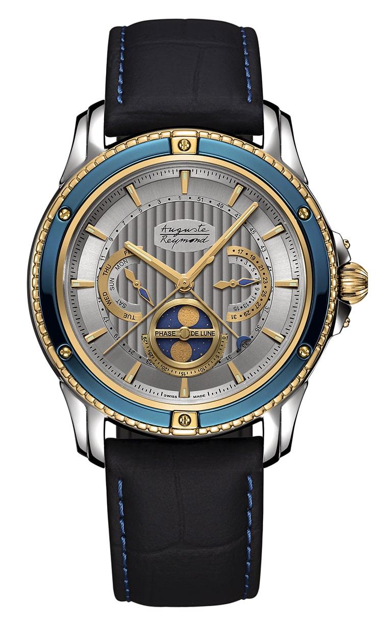 Швейцарские часы премиум класса Auguste Reymond Magellan Lunar AR7686.3.710.5