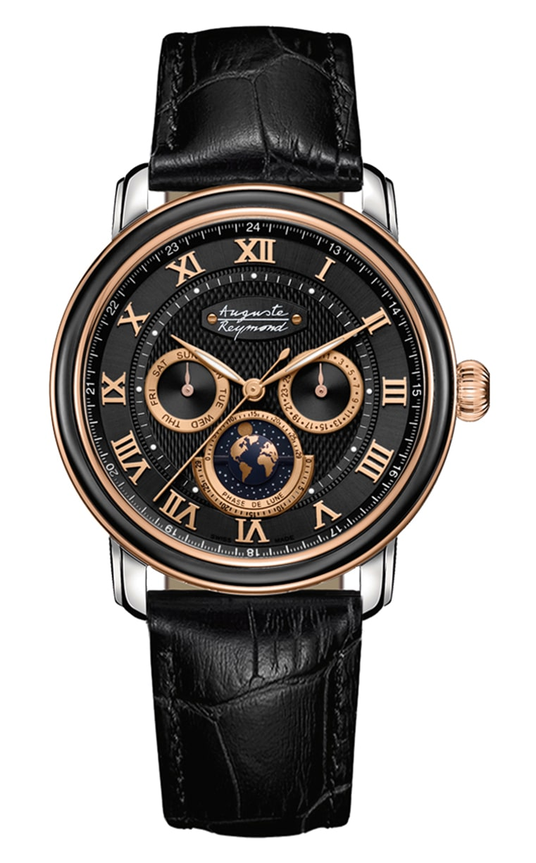 Часы Auguste Reymond Cotton Club Orbital Moon AR1682.3.2702