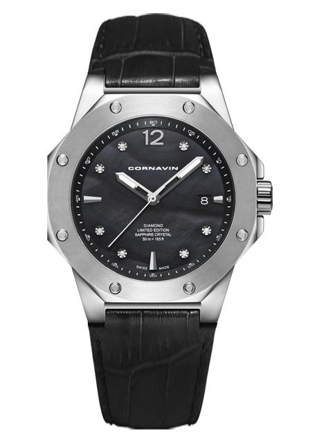 Часы Cornavin CO 2021-2023D Downtown 3-H 41mm