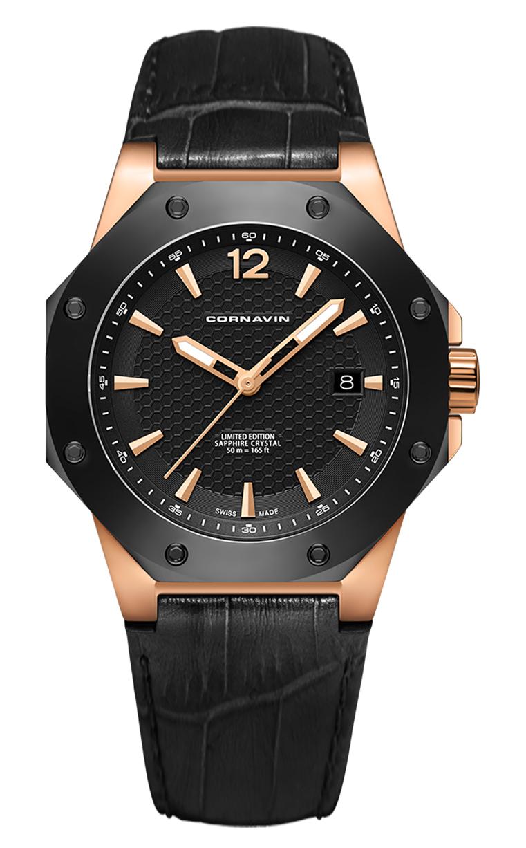 Часы Cornavin CO 2021-2015 Downtown 3-H 41mm купить