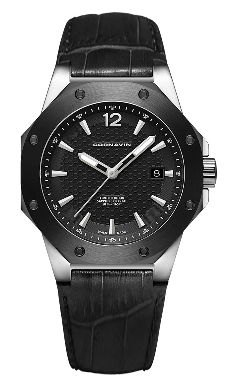 Часы Cornavin CO 2021-2005 Downtown 3-H 41mm купить