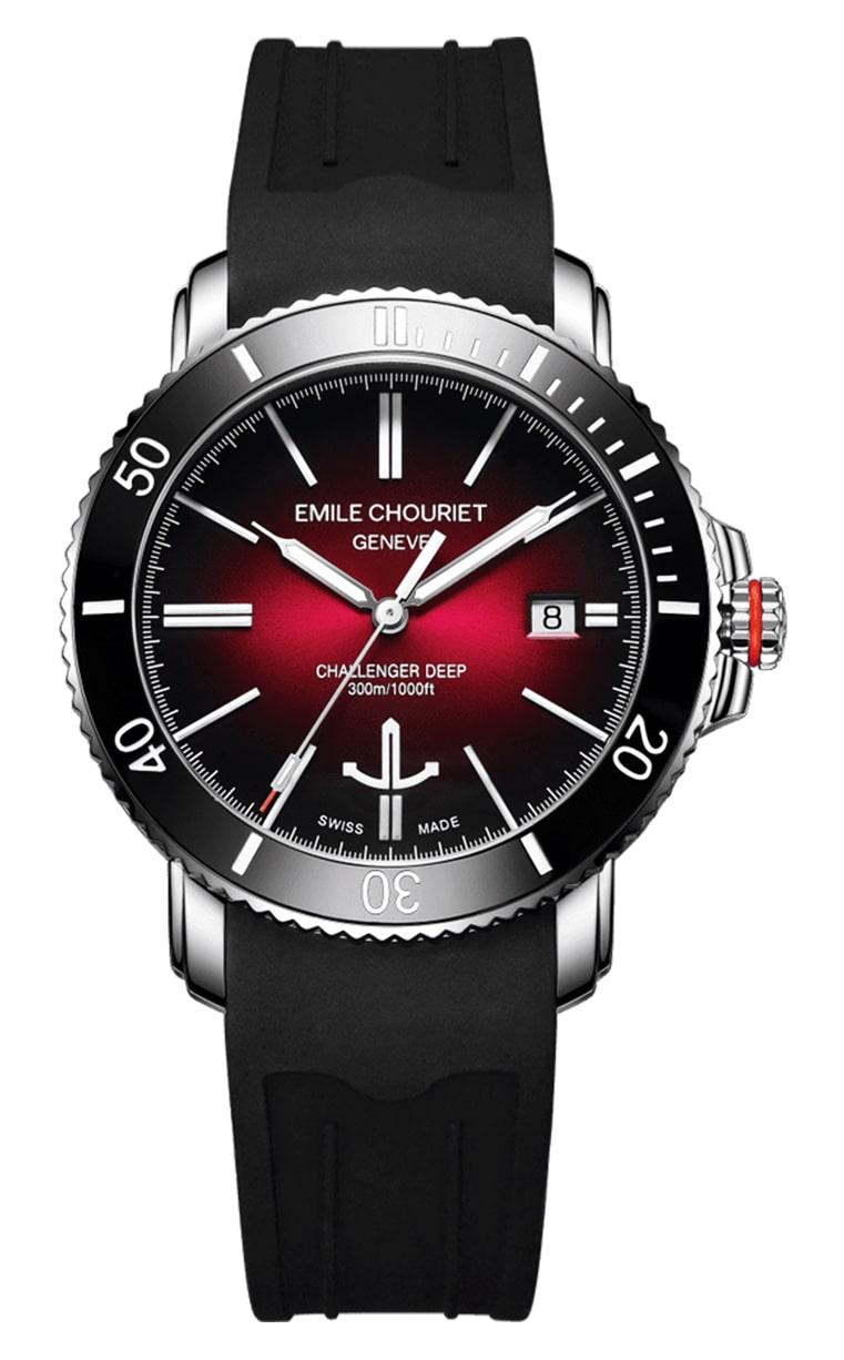 Часы Emile Chouriet Challenger Deep 42.5 mm 08.1169.G.6.AW.R8.8