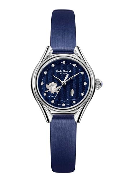 Часы Emile Chouriet Fair Lady Magnolia 30 mm 61.2189.L.6.6.98.9