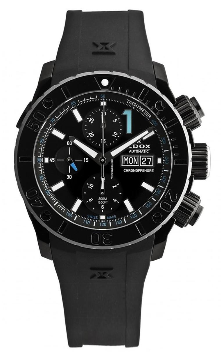 Часы Edox Class 1 Chronograph Limited Edition 01111 37N NIN