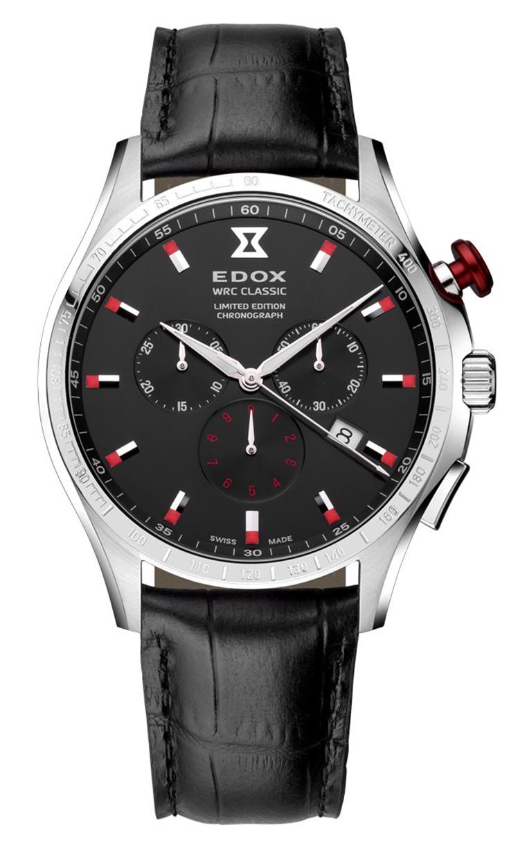 Edox WRC Classic Chronograph Limited Edition 10407 3N NIN