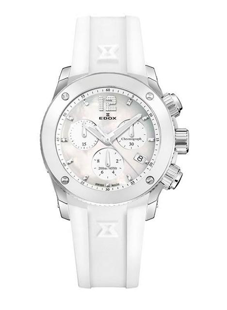 Часы Edox Class 1 Chronograph 10411 3B NAIN